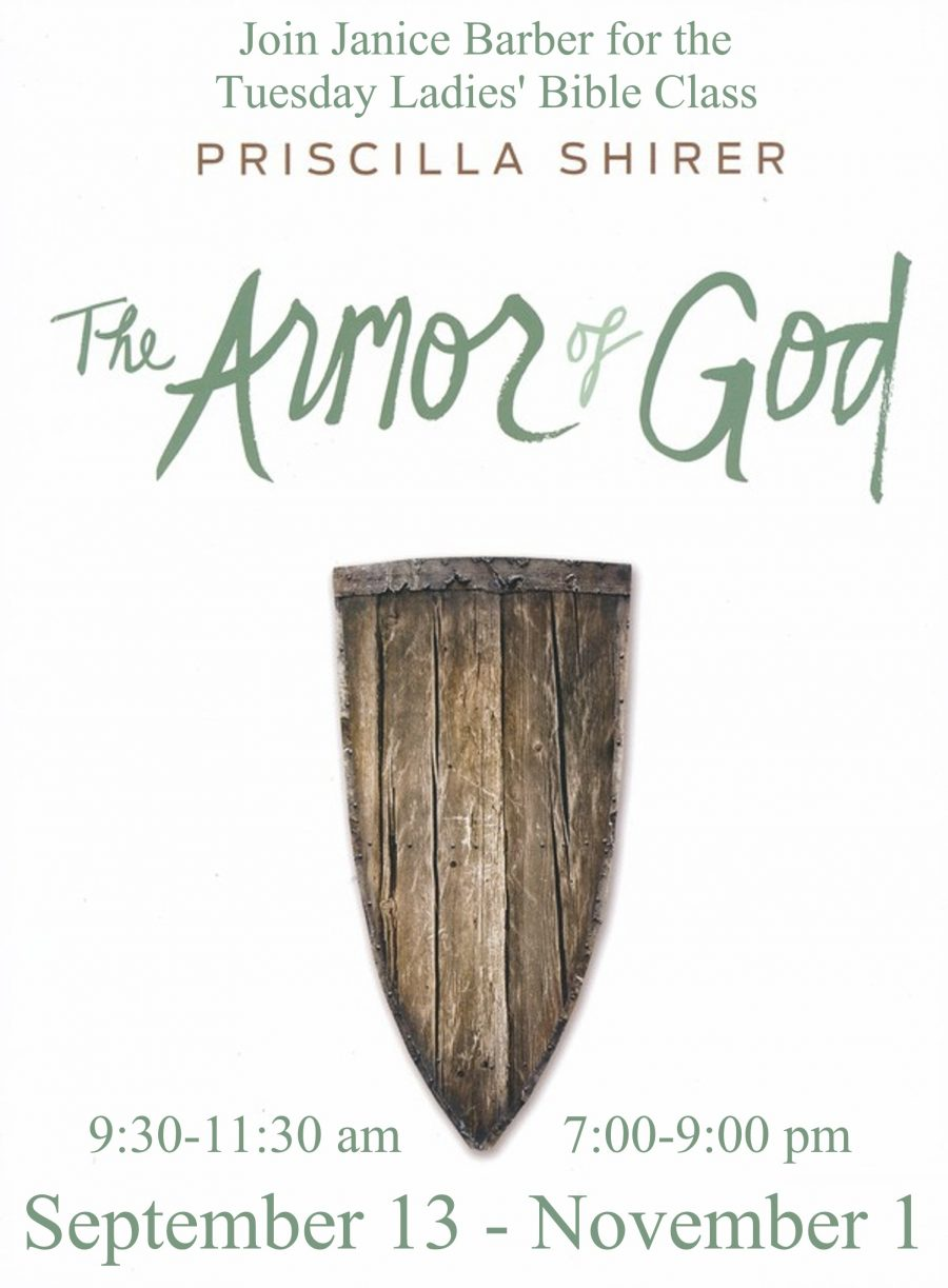 Armor of God Cover
