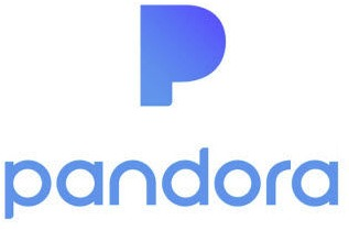 This image has an empty alt attribute; its file name is pandora-podcast-logo.jpg