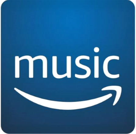 This image has an empty alt attribute; its file name is amazon-music-logo.png